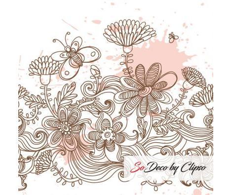 CD 1829 Fleurs