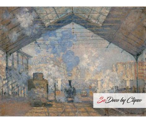 Clipso - RMN La gare Saint Lazare 97 021187