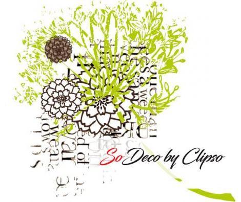 Clipso - BR Placé Fleur D'ail