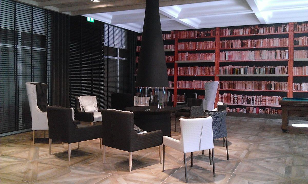 les rev tements tendus pour salon et salle manger clipso. Black Bedroom Furniture Sets. Home Design Ideas