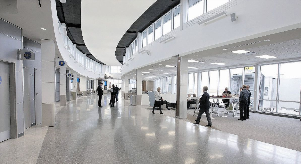 Aéroport de Saskatoon