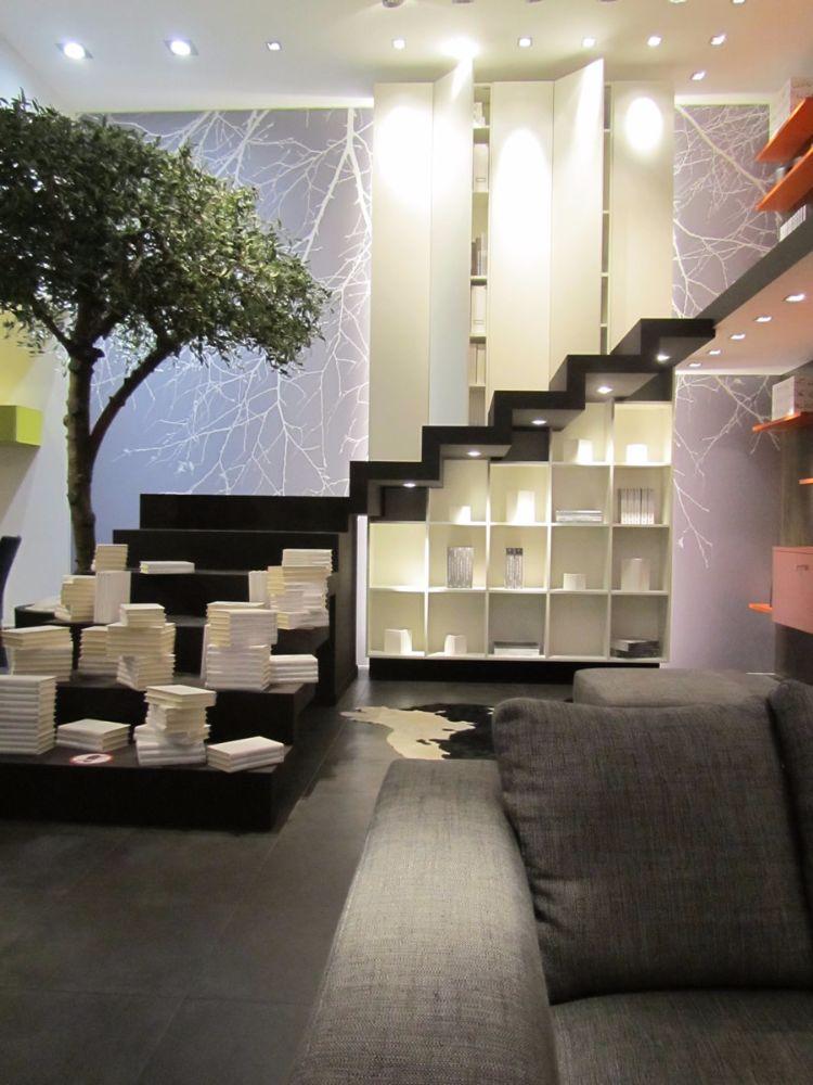 le plafond tendu et le mur tendu pour centre commercial clipso. Black Bedroom Furniture Sets. Home Design Ideas