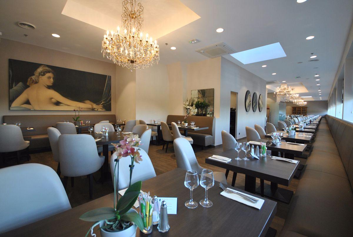 In Hotels Und Restaurants Wird Die CLIPSO Verkleidung Allen Anforderungen  Gerecht!