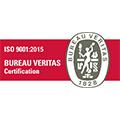 CLIPSO, ISO 9001 sertifikasına sahiptir